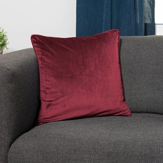 Protect A Bed Protect-A-Bed Reversible Throw Pillow Protect-A-Bed Color: Gold