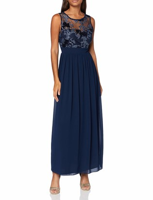 Yumi Women's Sequin Detailed Maxi Dress Cocktail