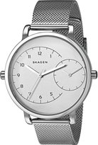 Skagen Women's 'Hagen' Quartz Stainless Steel Automatic Watch, Color:-Toned (Model: SKW2474)