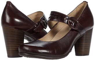 Miz Mooz Shira (Mocha) Women's Shoes