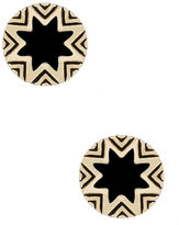 House Of Harlow Starburst Studs
