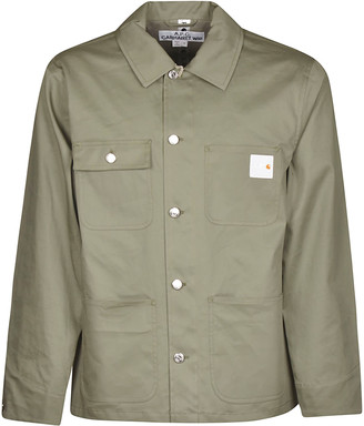 A.P.C. Front Patched Pocket Jacket