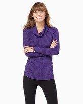 Charming charlie Alexa Turtleneck Sweater