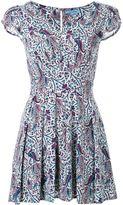 GUILD PRIME paisley print mini dress - women - Polyester/Rayon - 36