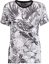 Just Cavalli Printed jersey T-shirt