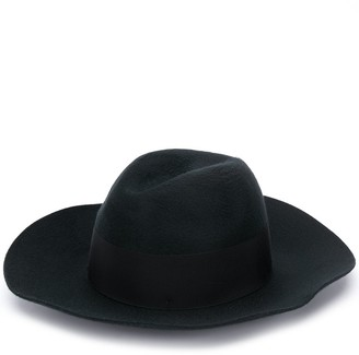 Borsalino Cannete wide brimmed hat