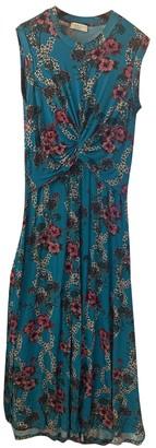 Sandro Spring Summer 2019 Multicolour Cotton - elasthane Dress for Women