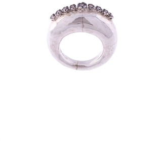 Rosa Maria Brendon Cognac diamond ring