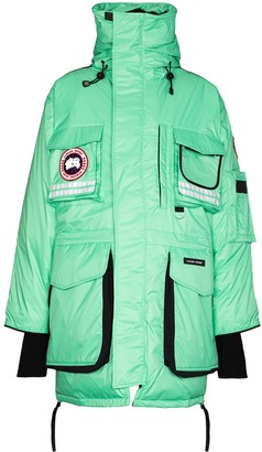 Canada Goose x Browns 50 snow Mantra parka coat