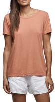 James Perse Women's Clean Graphic Tee