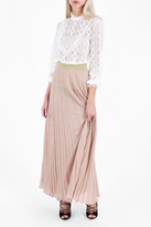 Missoni Lam Pleated Maxi Skirt