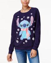 Freeze 24-7 Juniors' Stitch Light-Up Sweatshirt
