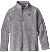 Patagonia Girls' Better Sweater® 1/4-Zip Fleece