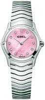 Ebel Wave Ladies' Stainless Steel Bracelet Watch