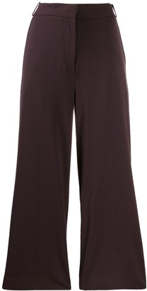 Chinti and Parker Cropped Trousers