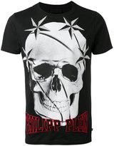 Philipp Plein Bolt T-shirt - men - Cotton - S