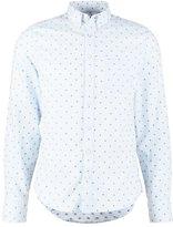 Gant Fitted Shirt Hamptons Blue