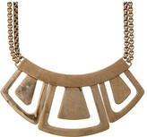 The Sak Hinged Metal Geo Necklace