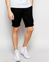 Minimum Chino Shorts In Black