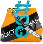 Dolce & Gabbana Instabag overized shopping tote