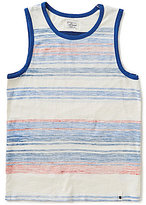 Lucky Brand Big Boys 8-20 Striped Slub Jersey Tank
