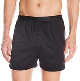Derek Rose Men's Double Mercerized Cotton Boxer Short