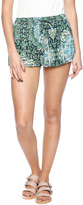 Olivaceous Garden Shorts
