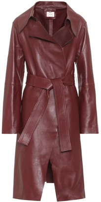 Schumacher Dorothee Exclusive to Mytheresa Modern Volumes leather coat