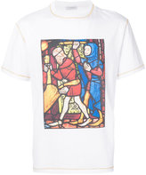 J.W.Anderson printed T-shirt - men - Cotton - S