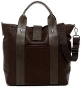 Shinola Leather Commuter Tote