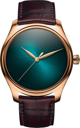 H. Moser & Cie Endeavour Centre Seconds Concept Watch 40mm