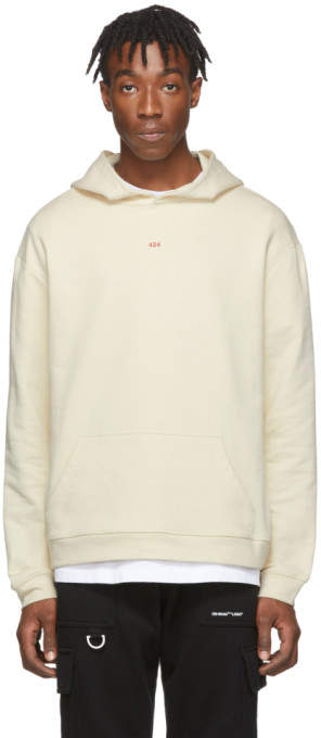 Off-White 424 SSENSE Exclusive Layering Hoodie