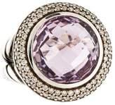 David Yurman Cerise Amethyst Ring