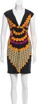 Mara Hoffman Silk Floral Print Dress