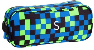 Pottery Barn Teen Gear-Up Pixel Neon Recycled Pencil Case