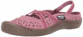 Muk Luks Women's Women's Erin Sport Shoe-Rose Sandal