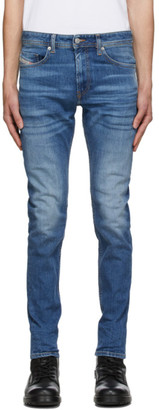 Diesel Blue Thommer-X Jeans