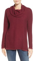 Caslon Women's Knit Cowl Neck Tunic