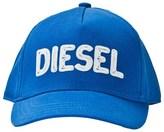 Diesel Blue Branded Cap