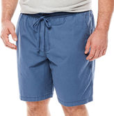 THE FOUNDRY SUPPLY CO. The Foundry Big & Tall Supply Co. Elastic Cotton Hiker Shorts
