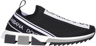 Dolce & Gabbana Sorrento Slip-On Sneakers