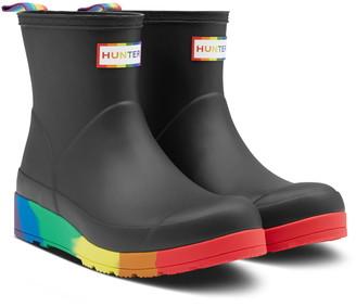 Hunter Original Pride Play Waterproof Rain Boot