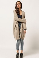 LAUREN MANOOGIAN Wide Cardigan