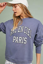 Rxmance Paris Graphic Sweatshirt