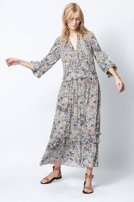 Zadig & Voltaire Realize Print Mandala Dress