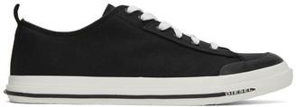 Diesel Black S-Astico Sneakers