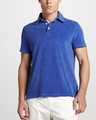 Vilebrequin Terry Polo, Royal