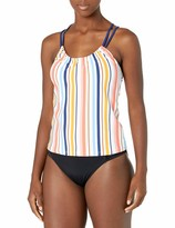 Thumbnail for your product : Next Women's Standard Shirred Swimsuit Tankini Top