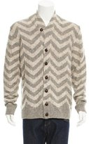 Missoni Linen & Wool-Blend Cardigan w/ Tags