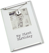Mud Pie Birthday Clip Frame